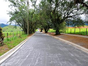 Cemitério da Serra D'Água, em Angra dos Reis, ganha novo acesso