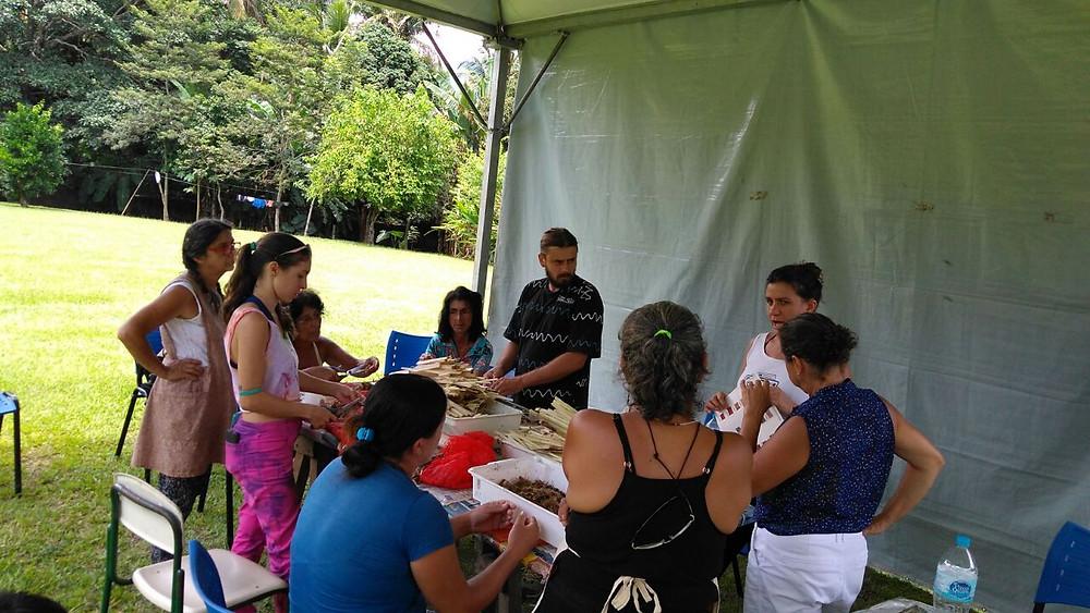 Moradores das comunidades tradicionais são o público alvo - Foto: Divulgação/PMI