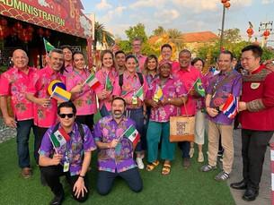 Paraty participou do 2º Simpósio Internacional de Gastronomia, na Tailândia