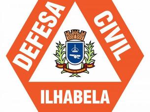 Plano Preventivo da Defesa Civil é prorrogado até o mês abril, em Ilhabela