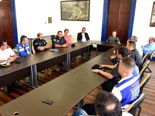 Conselho Municipal de Segurança Pública é empossado em Angra dos Reis