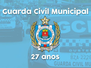 Guarda Civil Municipal de Ubatuba comemorou 27 anos