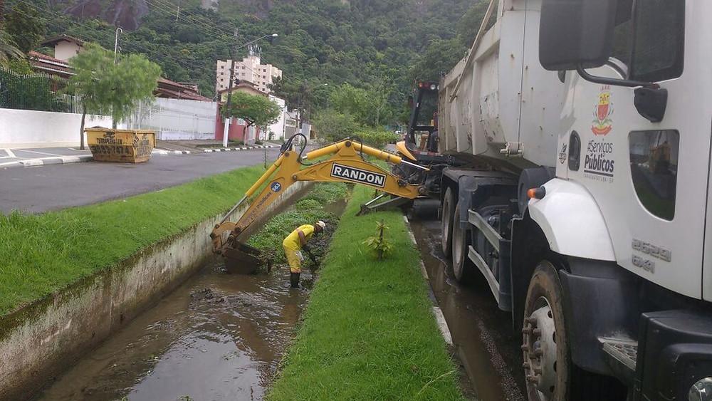 Cidade Limpa em Caraguatatuba - Foto: Divulgação/PMC