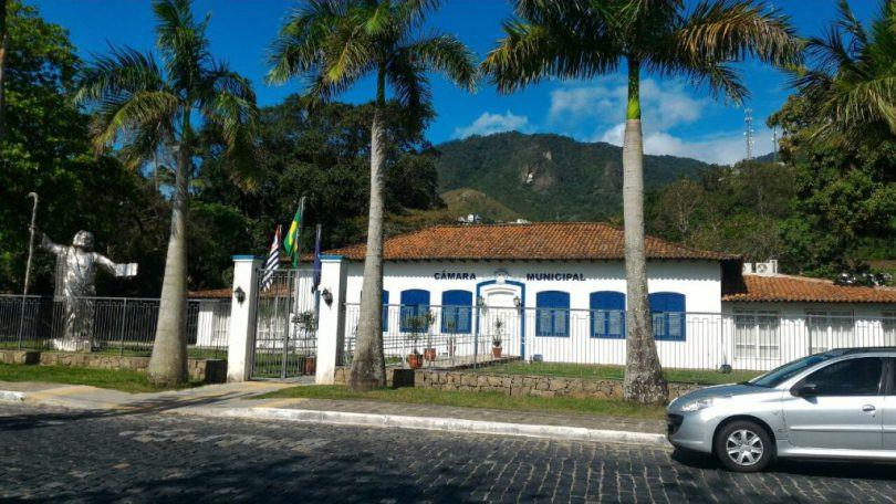 Câmara Municipal de Ilhabela -  Foto: Leonardo Rodrigues/TN