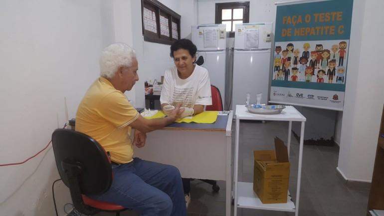 Julho Amarelo - Prevenção à Hepatite - Foto: Divulgação/PMU