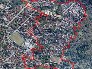 Morro dos Mineiros, em Ilhabela, será um dos núcleos beneficiados com a regularização fundiária