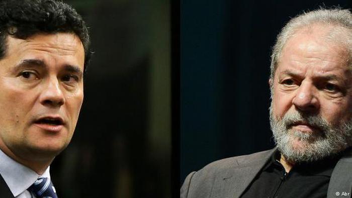 O juiz federal Sérgio Moro, que condenou Lula em primeira instância, é responsável pela Operação Lava Jato -  Foto: DW Brasil