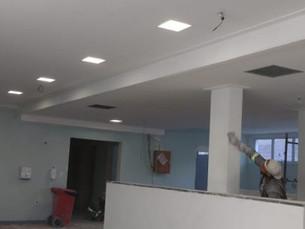 Obras de ampliação da Casa de Saúde Stella Maris avançam para fase final, em Caraguá