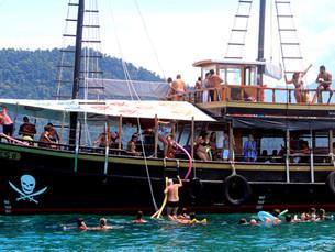 Convênio entre PMAR e Capitania garantirá mais segurança no mar de Angra