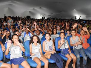 Fitinha: Cultura e diversão ao alcance dos alunos