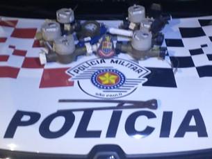 Sabesp registra furtos de hidrômetros em Caraguatatuba