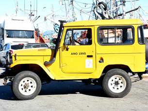 Dois Rios, na Ilha Grande, recebe veículo para transporte de moradores