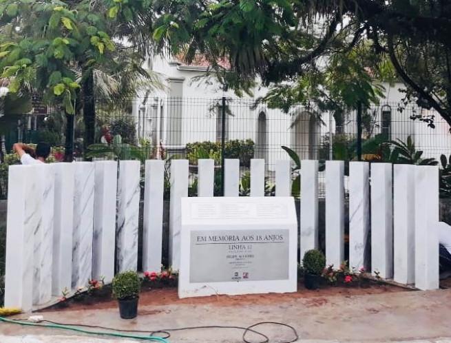Memorial - Foto: Divulgação/PMSS