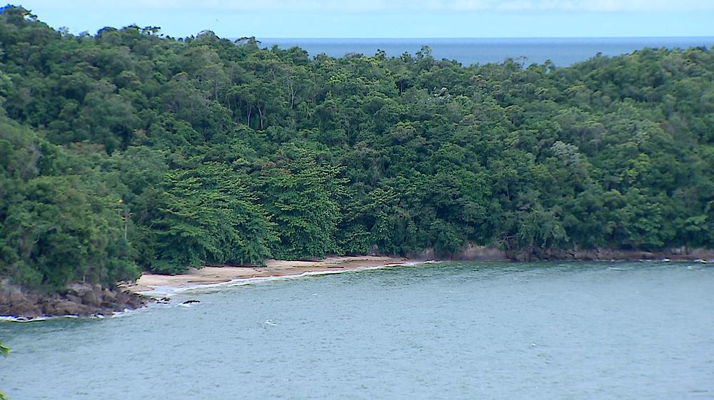 Praia Mansa, em Ubatuba (SP), é um local indicado para as atividades naturistas, segundo o grupo NatVale