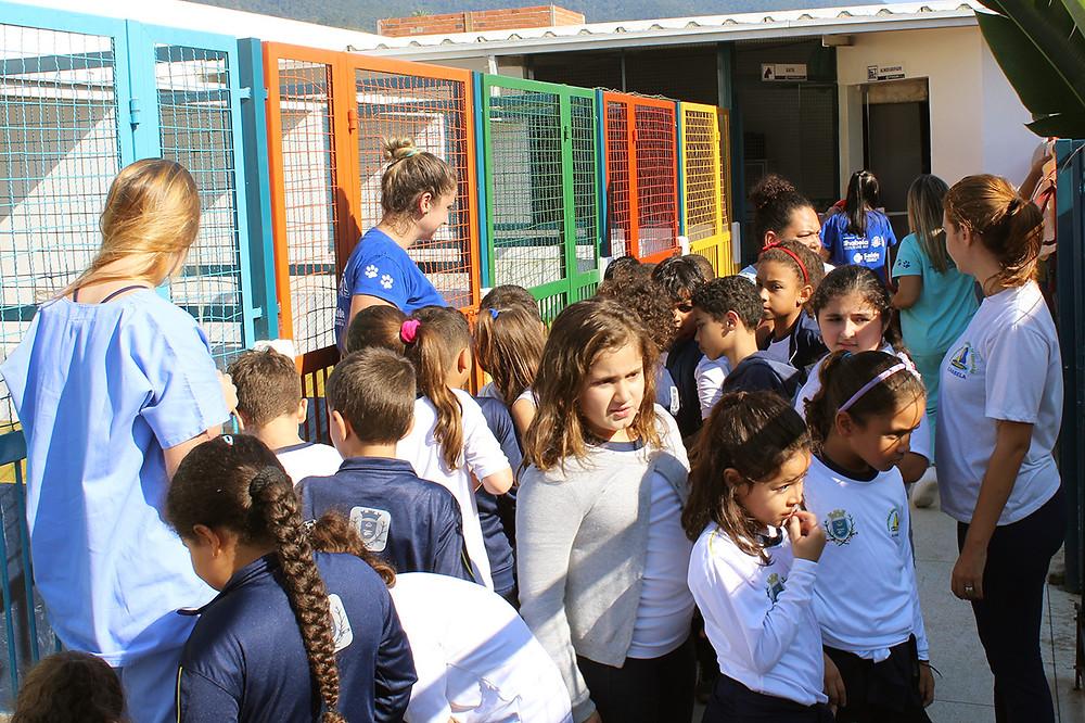Centro de Referência Animal de Ilhabela - Foto: Gustavo Pereira/CRA