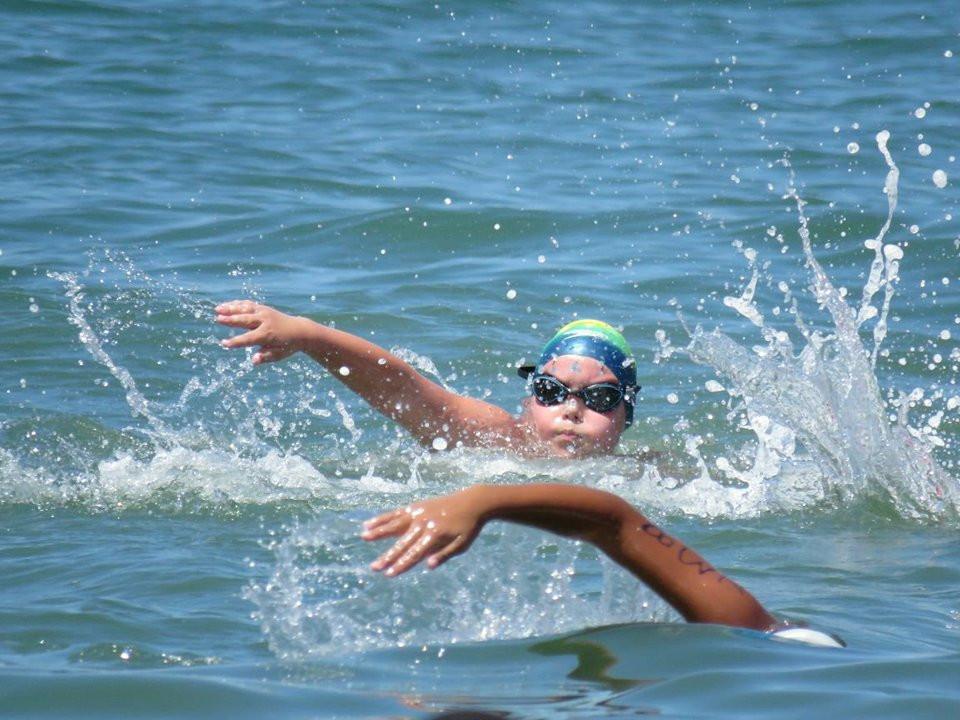 Nadadores trouxeram para casa, além de excelentes resultados individuais, o terceiro lugar por equipe - Foto: Divulgação/PMI