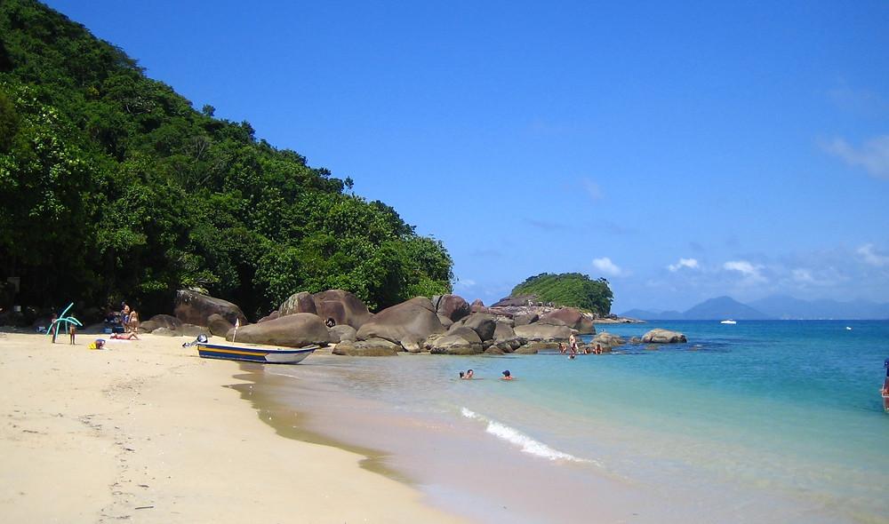 Ilha do Prumirim - Foto: René Nakaya