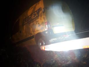 Homem é preso após assaltar carro dos Correios em Ubatuba