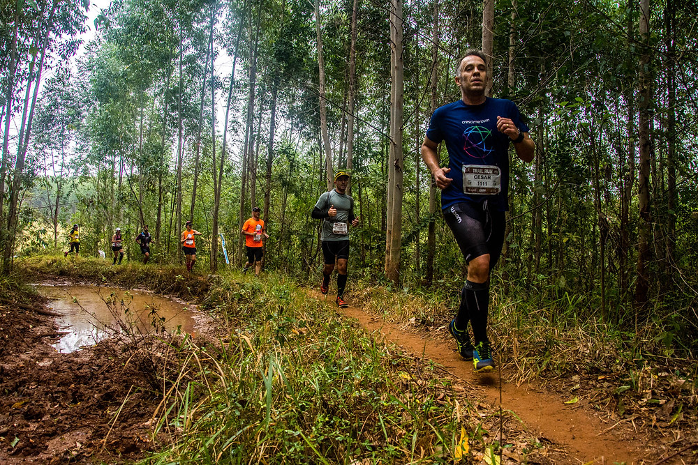 Atletas na Trail Run Series - Foto: Ney Evangelista/Brasil Ride