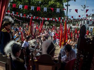 Festa do Divino de Paraty tem 10 dias de programação religiosa e cultural