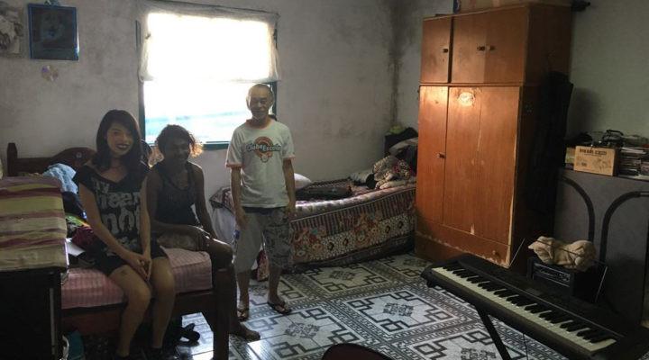 Família sobrevive em São Paulo com cerca de R$ 300 mensais
