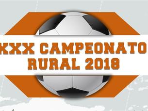 XXX Campeonato Rural terá início no próximo dia 25 em Paraty