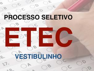 Inscrições para Vestibulinho Etec 2021 vão até o dia 14 de dezembro, em Ubatuba