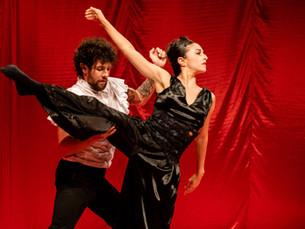 """Clarín Cia de Dança realiza temporada """"CEBOLA ao vivo CONVIDA"""" em teatros de São Paulo"""