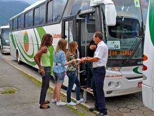 São Sebastião inicia recadastramento de transporte universitário