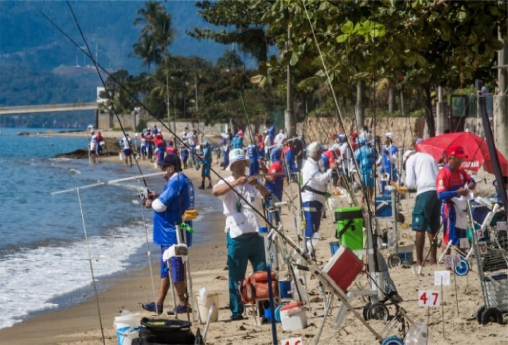 Campeonato Paulista de Pesca em São Sebastião - Foto: Celso Moraes e Arnaldo Klajn/PMSS