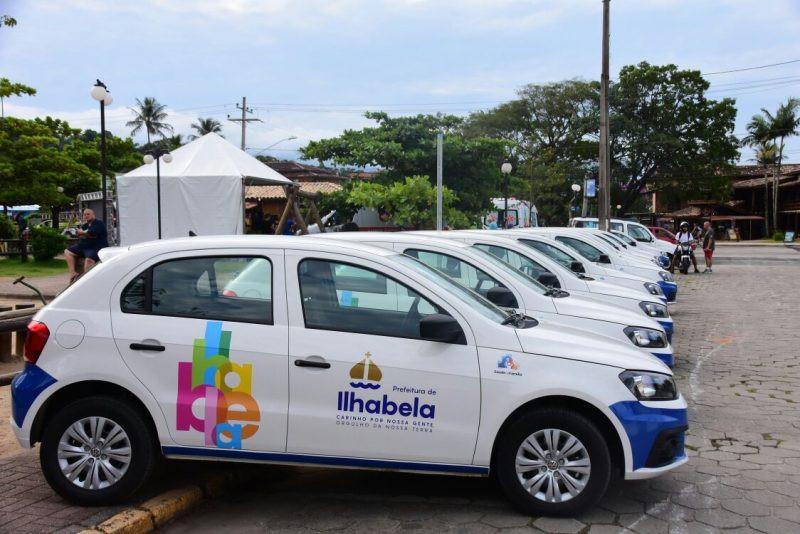 Pela primeira vez na história do arquipélago, os carros serão de uso exclusivo do programa Saúde da Família - Foto: Divulgação/PMI