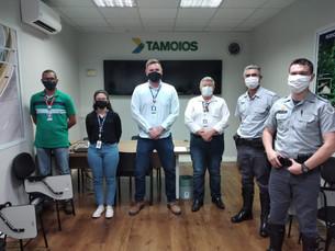 Tamoios e Polícia Rodoviária preparam ações para Operação Verão 2020/2021