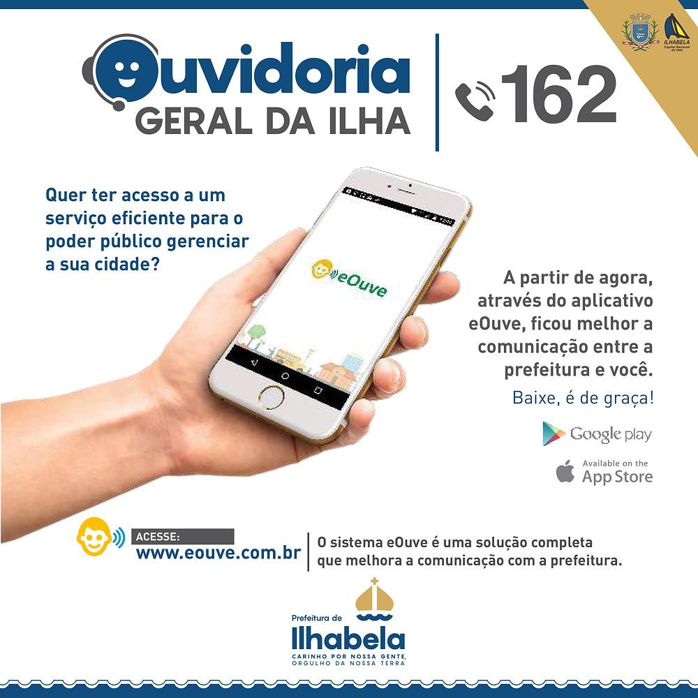 Ilhabela inovando mais uma vez - Foto: Divulgação/PMI