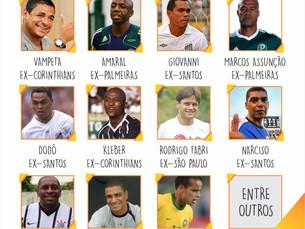 Jogo das Estrelas será neste domingo em Ilhabela