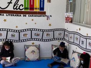 Feira literária de Caraguatatuba (FLIC) estimula ações pedagógicas na rede municipal de ensino