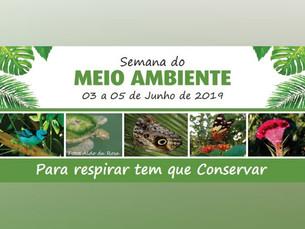 Programação marca a Semana do Meio Ambiente em Angra