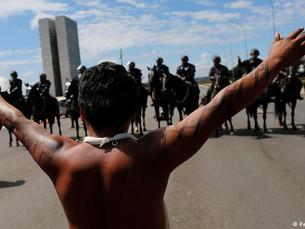 Nenhum país mata mais ambientalistas que o Brasil, diz ONG