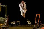 Cia. Mundu Rodá apresenta espetáculo teatral Memórias da Rabeca pelo YouTube