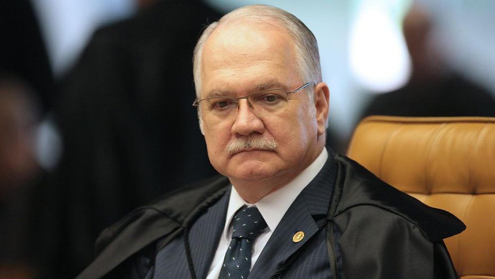 Relator da Operação Lava Jato no Supremo, Fachin deu a declaração após participar de um evento em uma faculdade em Brasília. - Foto: Divulgação
