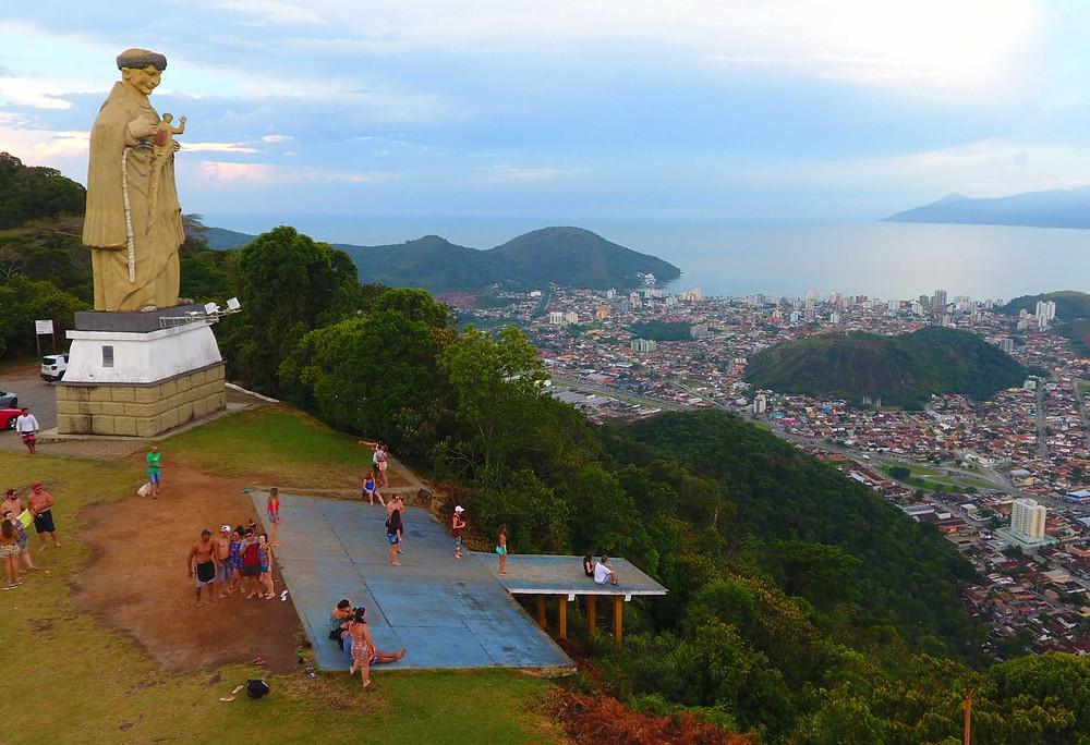Morro Santo Antônio - Foto: Claudio Gomes/PMC