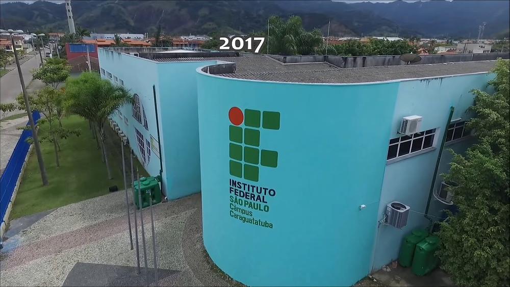 IFSP Campus Caraguatatuba - Foto: Divulgação/IFSP