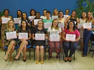 Novas integrantes do Conselho dos Direitos das Mulheres tomam posse em Ubatuba