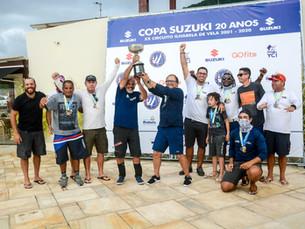 Barcos de Ilhabela brilham e conquistam títulos do Brasileiro de Vela de Oceano em casa