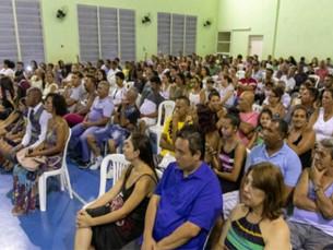 Centro Integrado Profissionalizante, em São Sebastião, promove formatura de mais 500 alunos