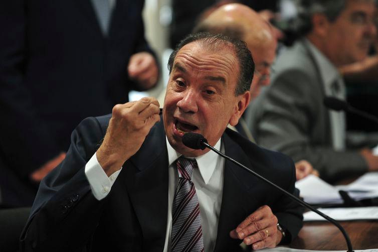 Aloysio Nunes - Foto: Antonio Cruz/Agência Brasil