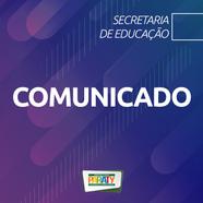 Paraty divulga calendário de matrículas da rede municipal de ensino para 2021