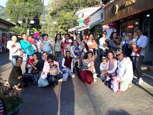 'Hora do Mamaço' é sucesso em Ilhabela