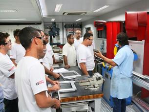 Fundo Social de Caraguatatuba abre inscrições para 80 vagas de cursos em parceria com o Senai