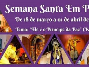 Semana Santa em Paraty terá programação religiosa e cultural