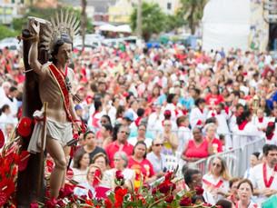 Festa do Padroeiro São Sebastião começa nesta sexta-feira